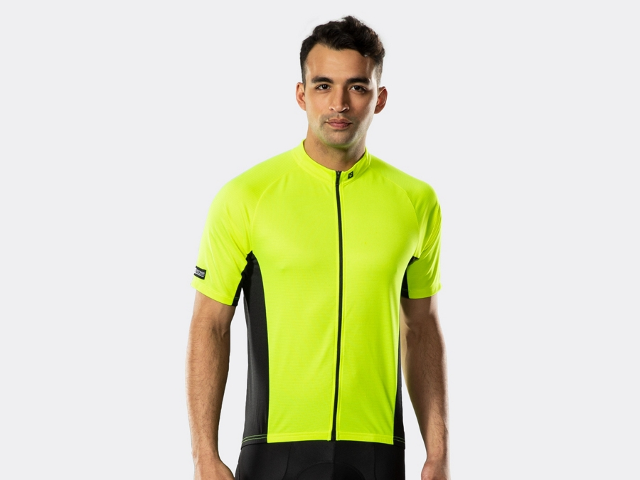 Bontrager Trikot Solstice S Visibility Yellow